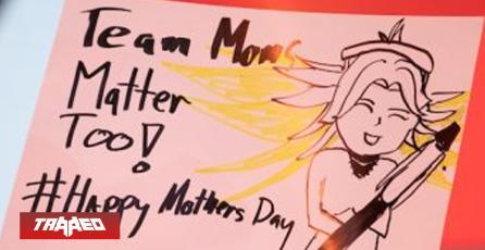 Overwatch League emite por error foto de 2 asesinos en especial del Día de la Madre