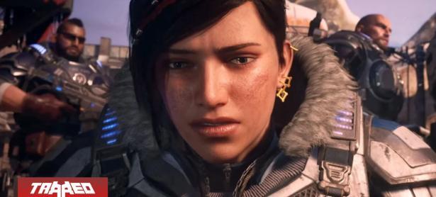 Filtración confirma estreno de Gears 5 para el próximo 10 de septiembre