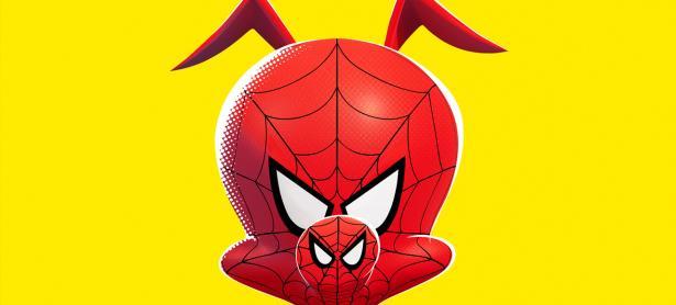 Mira a Spider-Ham balancearse con su telaraña en <em>Dreams</em>