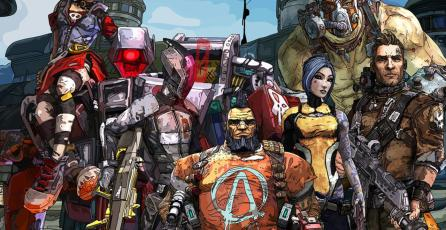 Serie <em>Borderlands</em> ya vendió más de 43 millones de unidades