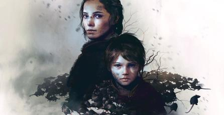 Checa este increíble Xbox One X de <em>A Plague Tale: Innocence</em>
