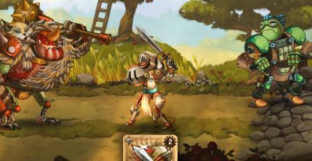 Dentro de poco podrás jugar <em>SteamWorld Quest</em> en PC