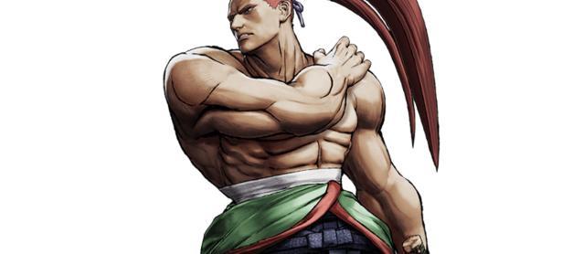 Genjuro Kibagami está de regreso en <em>Samurai Shodown</em>