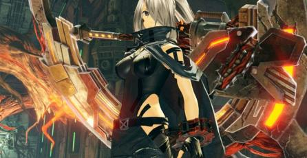 Mira como corre <em>God Eater 3</em> en Nintendo Switch