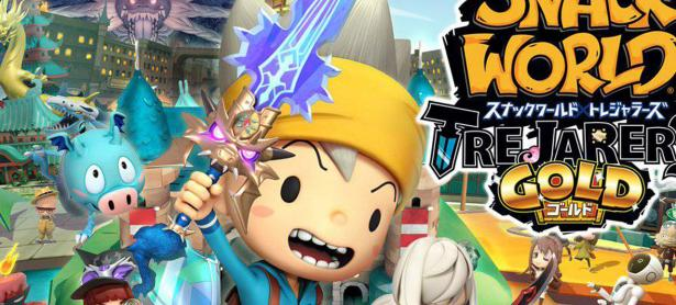 Confirmado: <em>The Snack World</em> será lanzado en Occidente