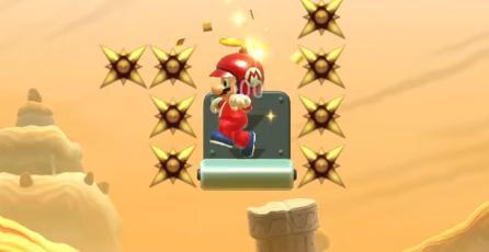 <em>Super Mario Maker 2</em> te dejará hacer los niveles de tus sueños