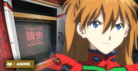 Hotel en Japón ofrece vivir como los protagonistas de Evangelion