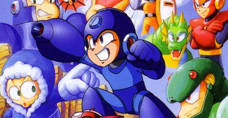 <em>Mega Man</em> y <em>Street Fighter II</em> estarán en el Genesis Mini
