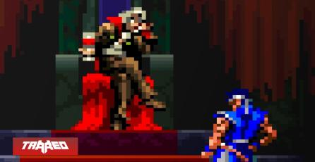 ESTA AQUÍ: Castlevania regresa a PC con 8 clásicos juegos