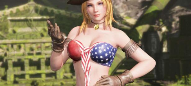 Mira a los peleadores de <em>Dead or Alive 6</em> vestidos de piratas