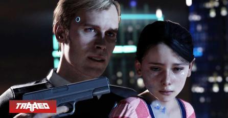 Heavy Rain, Beyond: Two Souls y Detroit llegarán a PC desde este 24 de junio