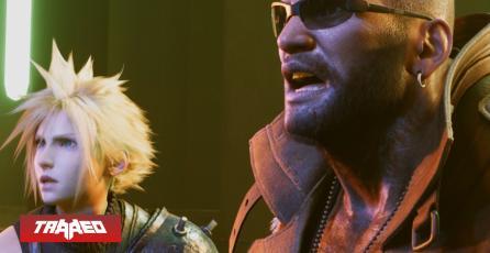 Final Fantasy VII Remake no llegaría hasta mediados de 2020