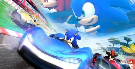 Calienta motores con el trailer de lanzamiento de <em>Team Sonic Racing</em>