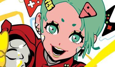 Ésta es la ilustración de Tokyo Game Show 2019
