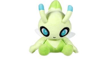 Todos los Pokémon de Johto serán convertidos en adorables peluches