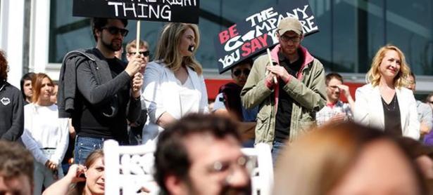 Riot Games responde ante protesta pública de sus trabajadores