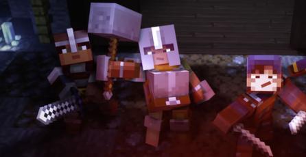 <em>Minecraft: Dungeons</em> se centrará en la acción y no en la construcción