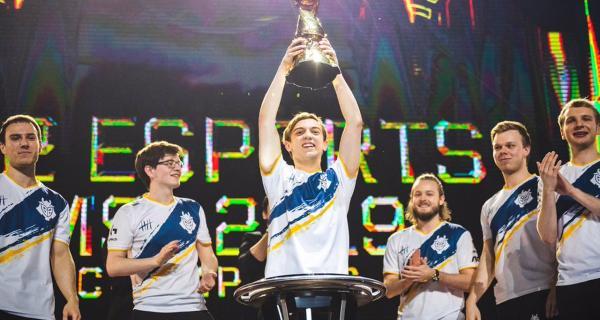G2 Esports se corona campeón en el MSI 2019 de <em>League of Legends</em>