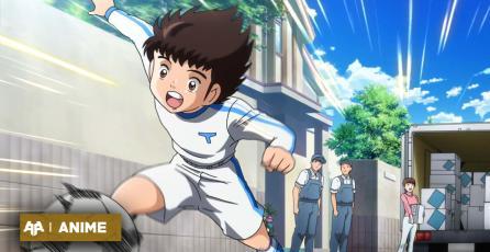 Los Súper Campeones debutarán con su último anime a través de la señal abierta de TVN