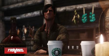 Mod de Skyrim añade el café de Daenerys en Game of Thrones al juego