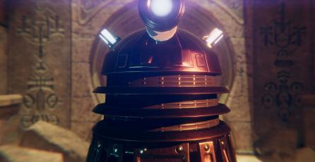 Hay un juego de <em>Doctor Who</em> para realidad virtual en desarrollo