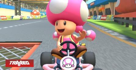 ESTÁ AQUÍ: Mario Kart Tour llevará la experiencia original a dispositivos móviles