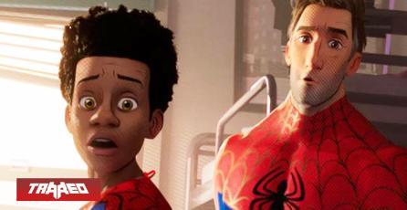 Spider-Man: un nuevo universo arribará a Netflix en junio