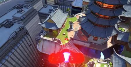Crean un modo de batallas de naves en la Workshop de <em>Overwatch</em>