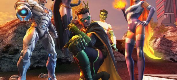 Tus superhéroes favoritos llegarán a Switch con <em>DC Universe Online</em>