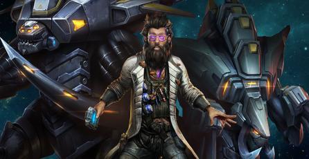 Egon Stetmann es el nuevo comandante cooperativo de <em>StarCraft II</em>
