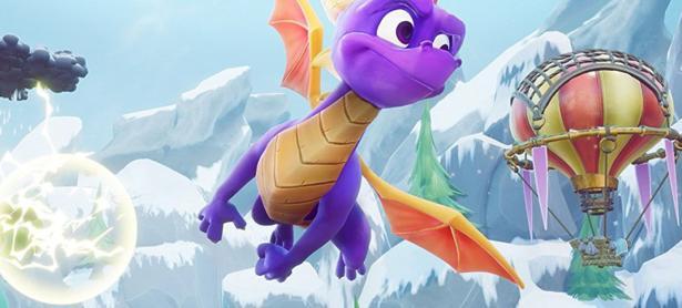Glitch de <em>Spyro Reignited Trilogy</em> permite volar sin restricciones