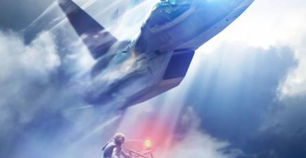 El poderío de nuevos aviones está por llegar a <em>Ace Combat 7: Skies Unknown</em>
