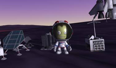 La diversión de <em>Kerbal Space Program</em> aumentará con <em>Breaking Ground</em>