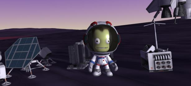 La diversión de <em>Kerbal Space Program</em> aumentará con <em>Breaking Ground</em>