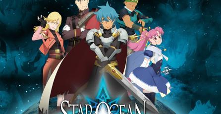 Square Enix anuncia <em>Star Ocean: First Departure R</em> para PS4 y Switch