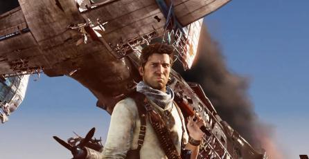 Parece que la película de<em> Uncharted</em> va por buen camino