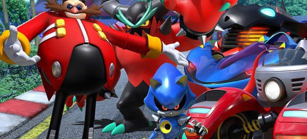 ¿Por qué <em>Team Sonic Racing</em> no cuenta con personajes de otras series?