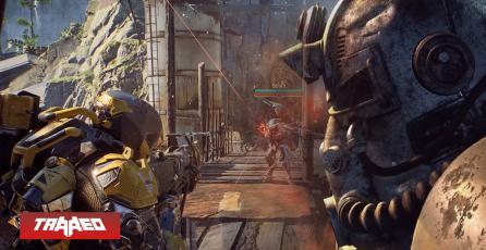 Anthem en picada: tiene menos jugadores en consolas que Fallout 76