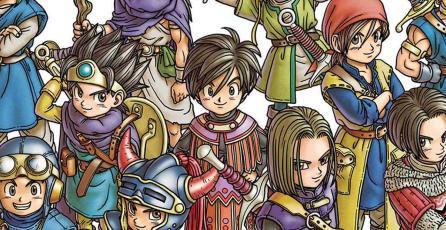 Un nuevo juego de <em>Dragon Quest</em> será revelado pronto