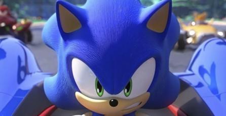 <em>Team Sonic Racing</em> ocupa el primer lugar de ventas en Reino Unido