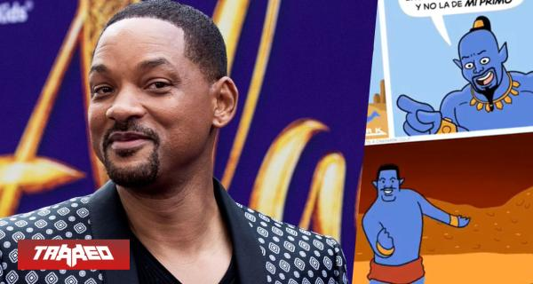 "Will Smith encontró ""bacán"" cómic de un chileno y lo entrevistamos"