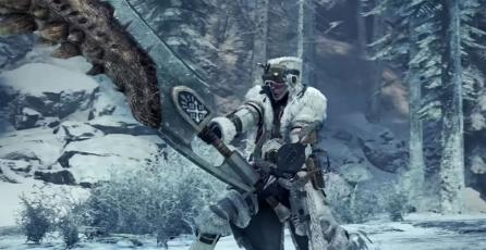 Así de mortal será la Clutch Claw en <em>Monster Hunter World: Iceborne</em>