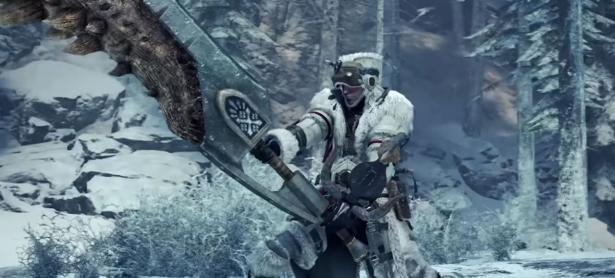 Así de mortal será la Clutch Claw en <em>Monster Hunter World: Iceborne</em>