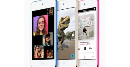 Apple revela un nuevo iPod Touch con mejor desempeño de gaming