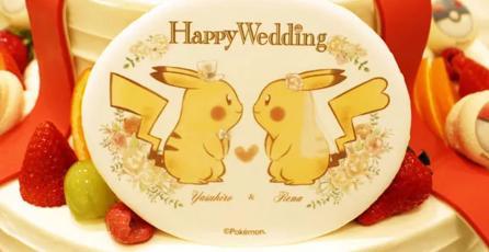 Las bodas con licencia oficial de <em>Pokémon</em> son una realidad en Japón