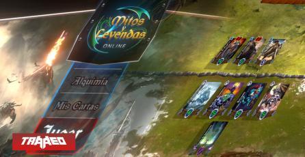 Mitos y Leyendas llega oficialmente a Steam con su primera Alpha