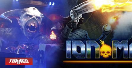 De no creer: Iron Maiden demandará a juego indie 'Ion Maiden' por 2 MM