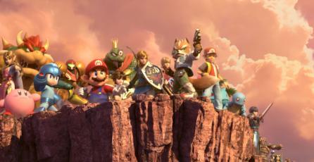 Parece que podrás jugar <em>Super Smash Bros. Ultimate</em> en realidad virtual