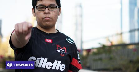 Gillette aterriza por primera vez tras un equipo de Esports en Latinoamérica