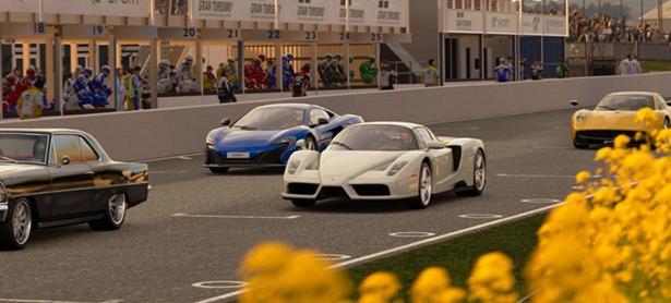 El increíble Goodwood Motor Circuit llega hoy a <em>Gran Turismo Sport</em>